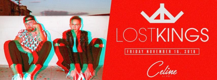 Lost Kings at Celine Orlando