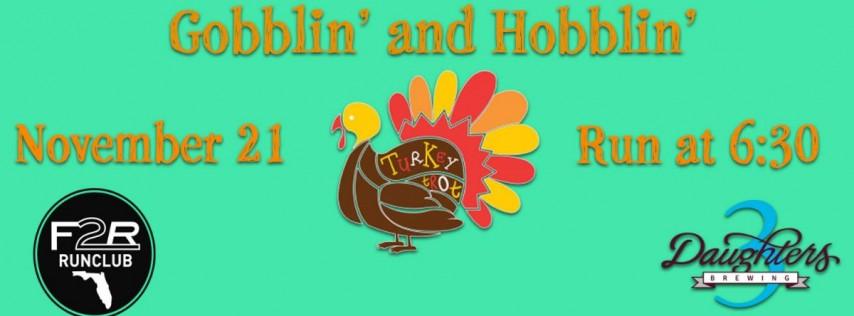 Gobblin' & Hobblin' 3DB Turkey Trot