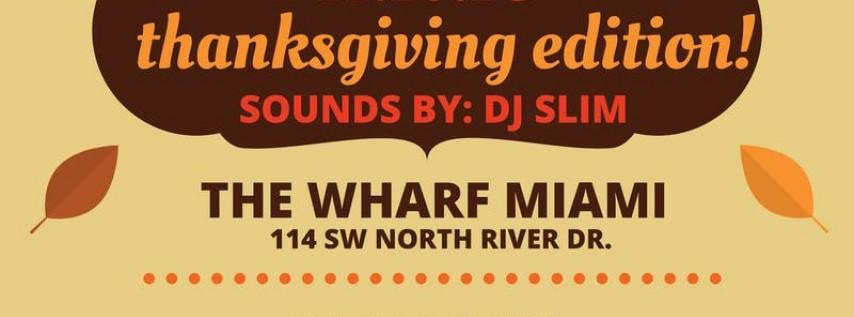 HashtagLunchBag Miami Thanksgiving Edition