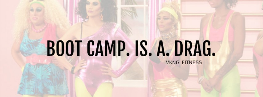 Boot Camp is a Drag