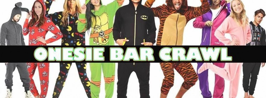 Onesie Bar Crawl - Columbus