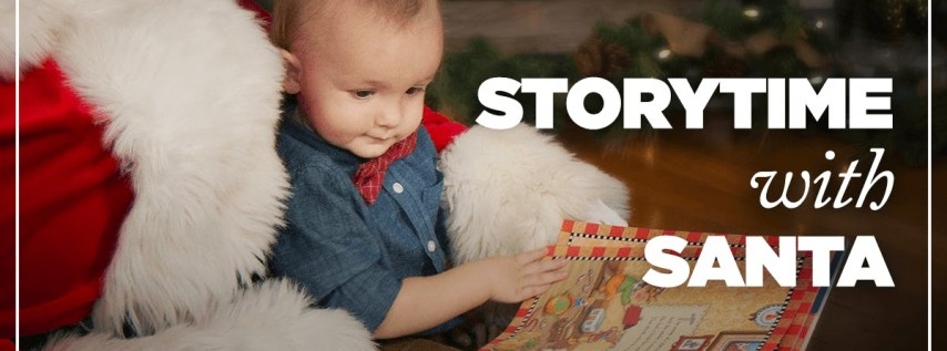 Storytime w/ Santa & Breakfast w/ the Chick-fil-A Cow