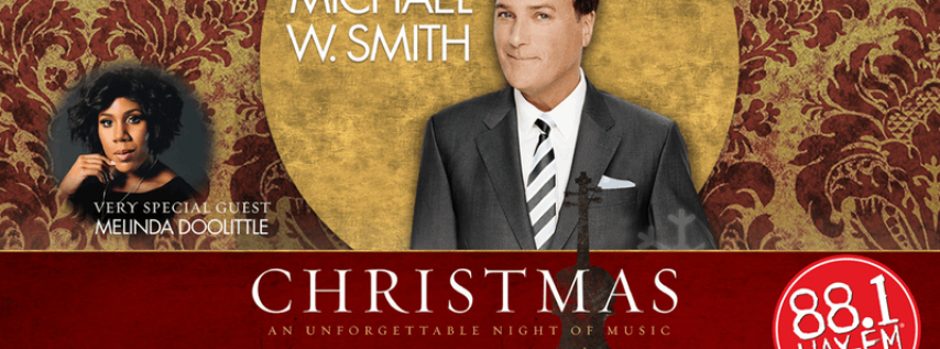 The Open For Christmas Tour with Michael W Smith