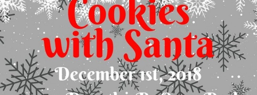 Verity Health Center's Cookies with Santa!