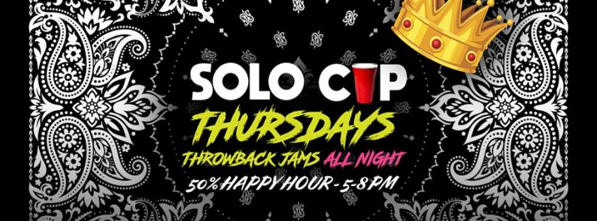 Solo Cup Thursdays at SHOTS Orlando