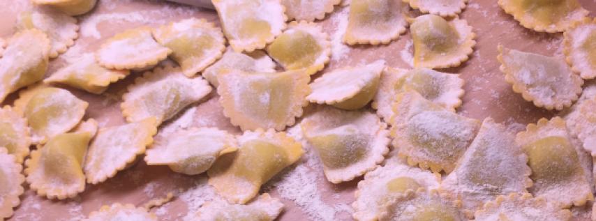 Bellina Alimentari's Filled Pasta Making Class