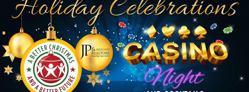 Roaring 20's Christmas Casino Celebration to Benefit Better Future Foundation