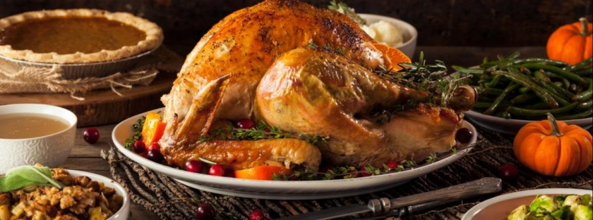 Special Thanksgiving Day Feast at Bayliner Diner