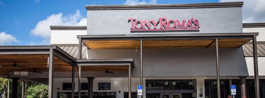 Thanksgiving Dinner at Tony Roma's