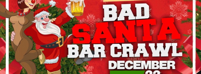 Bad Santa Bar Crawl - Fort Lauderdale