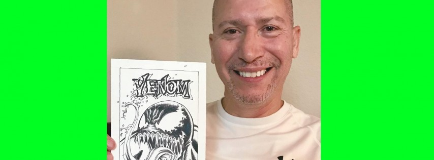 Meet Spider-man & Venom Cover Artist Sam de la Rosa