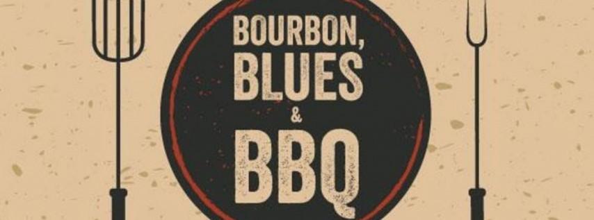 Hogan's 4th Annual BBQ, Blues & Bourbon