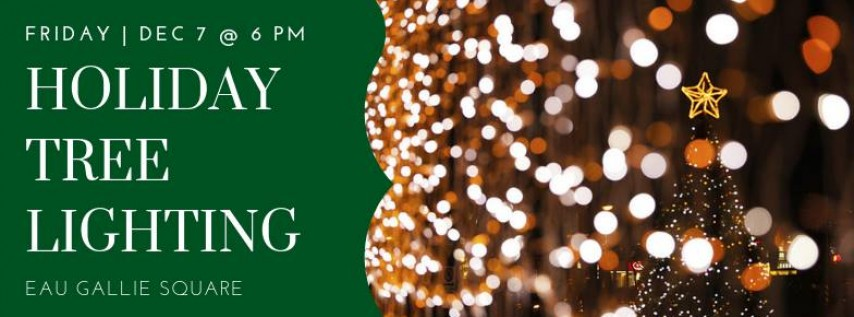 Holiday Tree Lighting at Eau Gallie Square