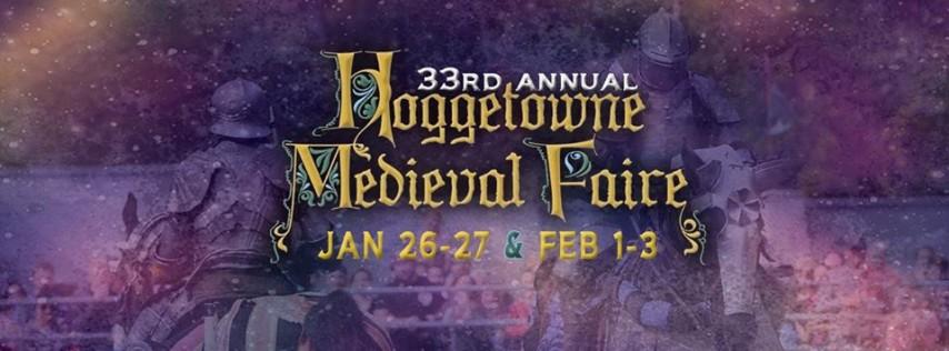33rd Annual Hoggetowne Medieval Faire