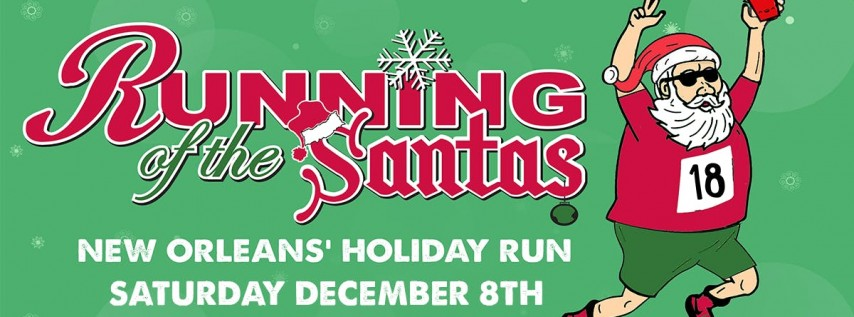 Running of the Santa's