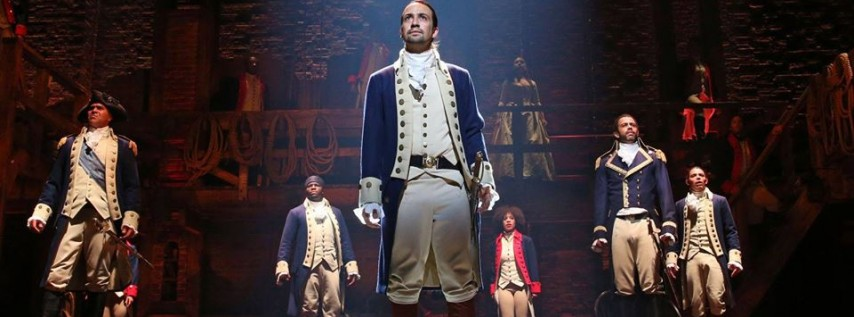 Hamilton in Fort Lauderdale at Broward Center for the Perf Arts