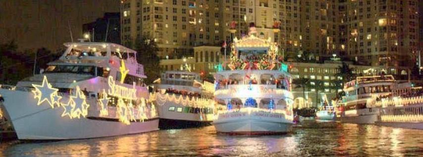 Las Olas Events: 2018 Riverside Boat Parade Party Central