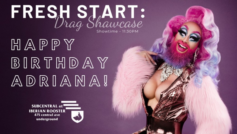 Fresh Start: Drag Showcase