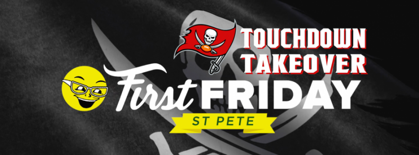 September First Friday | Touchdown Takeover with Tampa Bay Buccaneers
