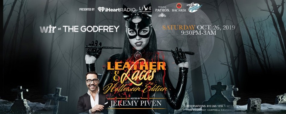 Leather & Laces Halloween Party -Tampa