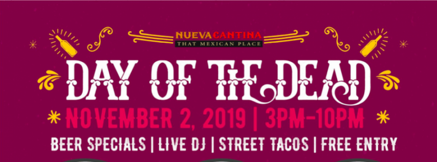 Day of the Dead Block Party