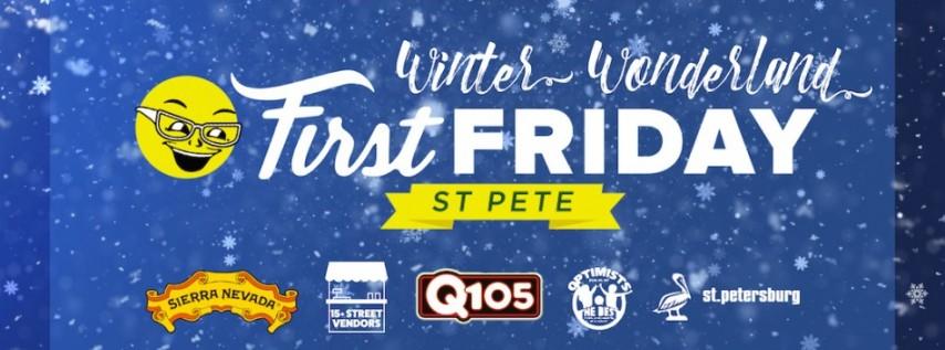 Winter Wonderland | First Friday