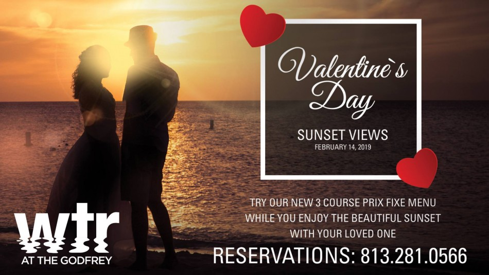 WTR Grill to Offer Romantic Pierside Dining this Valentine's Day
