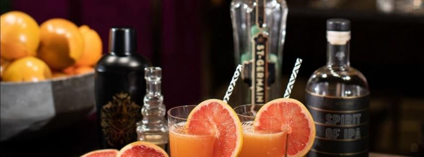 Craft Cocktails with Dark Door Spirits