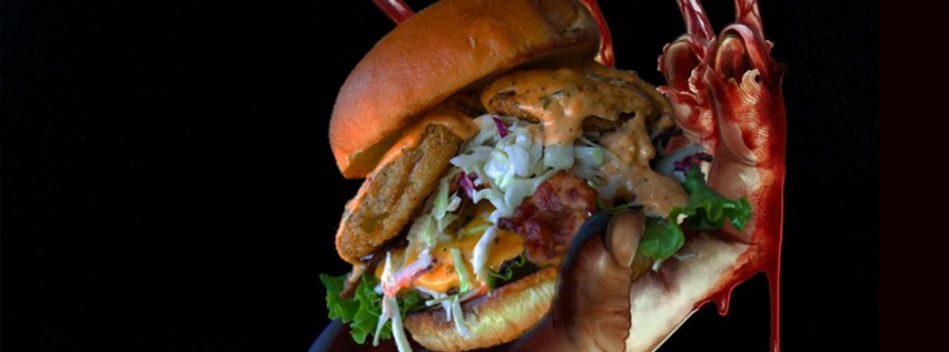 "The ""Nightmare on Gulf Boulevard"" at Boulevard Burgers & Tap House in Saint Pete"