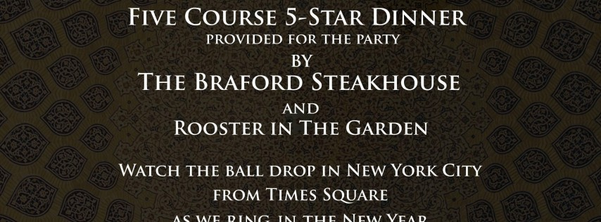 New Year's Eve Ball 2019 at The Braford