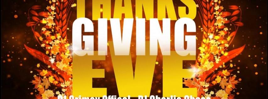 Thanksgiving Eve Bash at O'Brien's