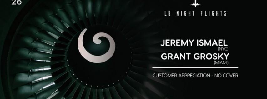 Jeremy Ismael : Grant Grosky by L8 Night Flights