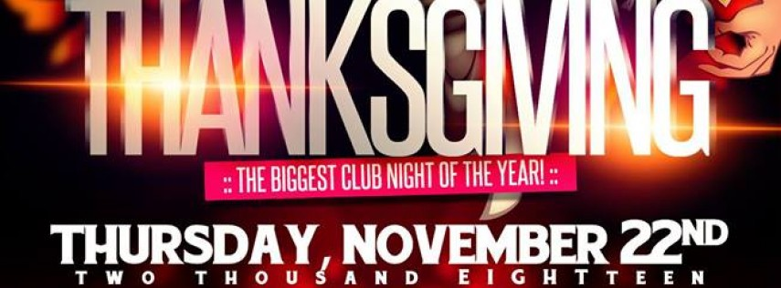 Club Prana Thanksgiving Party