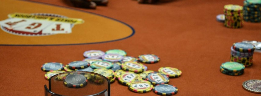 TGT Poker 7:00pm $50 NL Holdem - $50 Mega Stack $1500 Guarantee