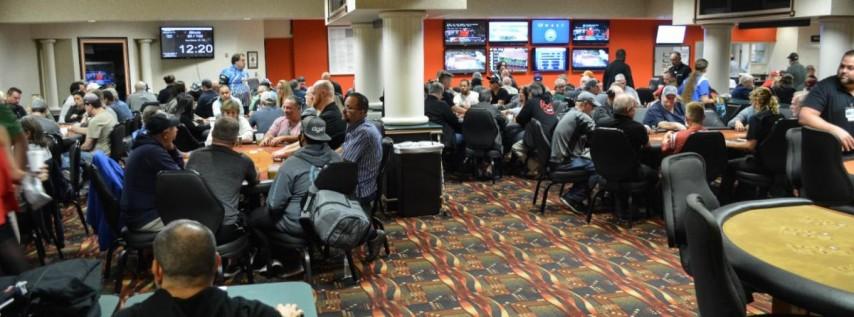 TGT Poker 1:00pm $125 NL Holdem - Sunday Challenge $6000 Guarantee