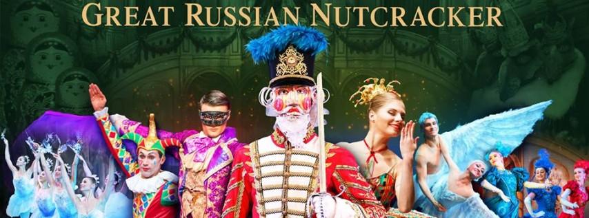 Moscow Ballet's 'Great Russian Nutcracker' 2018 - Evening