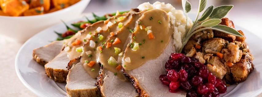 Thanksgiving Day at Eddie V's Prime Seafood