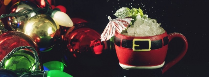 Pop-up Christmas Cocktail Bar Miracle On Monroe + Miracle On Highland
