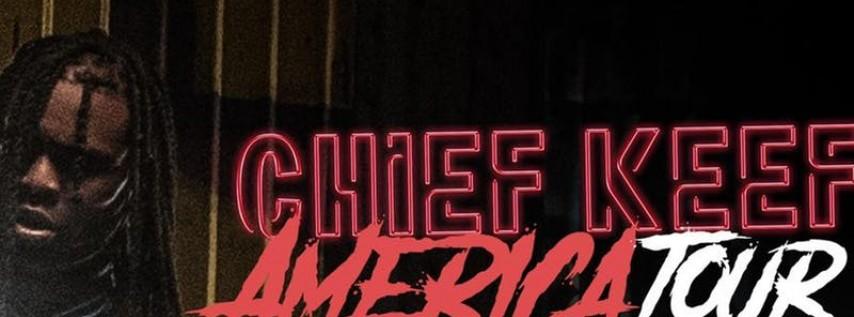 CHIEF KEEF Performing Live 11.28.18 Tallahassee @ BAJAS