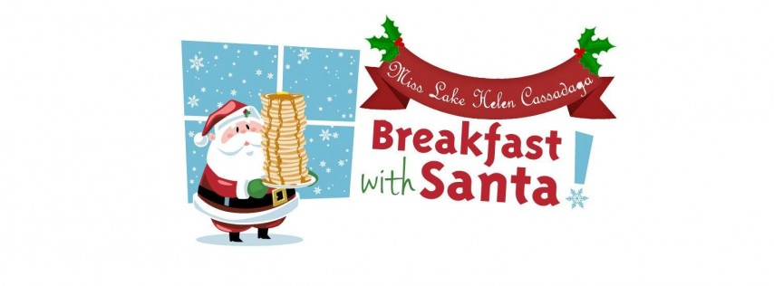 Breakfast with Santa (1st Seating)