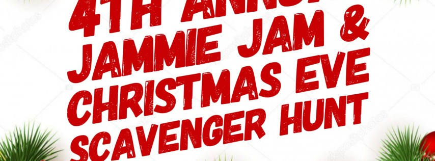 4th Annual Jammie Jam & Christmas Eve Scavenger Hunt