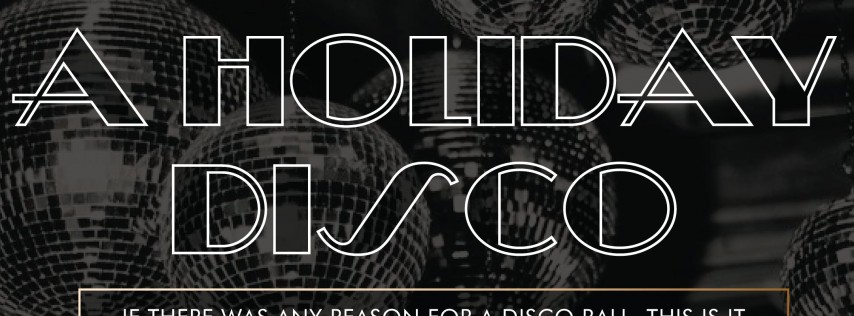 A Holiday Disco Party