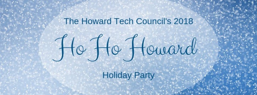 HTC's 2018 Ho Ho Howard Holiday Party!