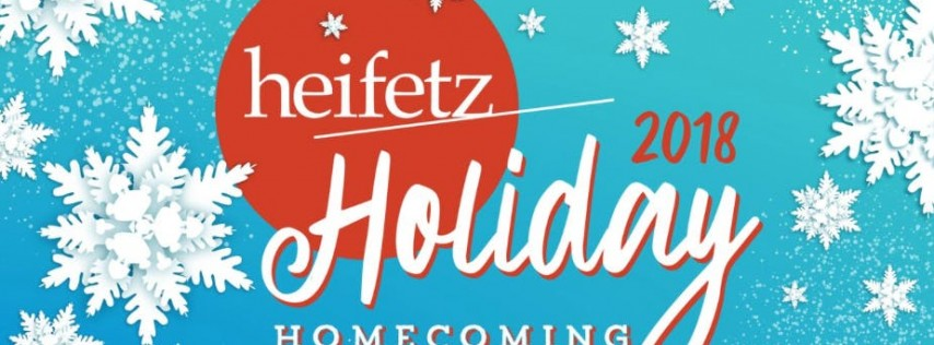 Heifetz Holiday Homecoming Concert @ UMBC, Baltimore