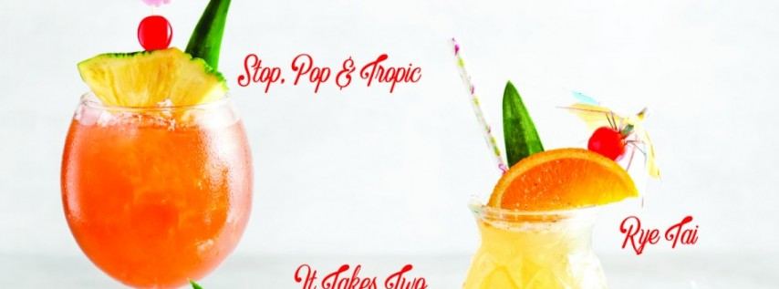Tiki Island Handcrafted Cocktails
