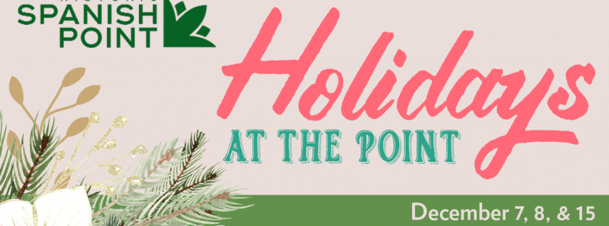 HOLIDAYS AT THE POINT