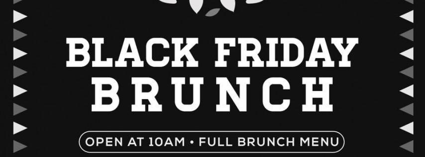 Black Friday Brunch at District Tavern