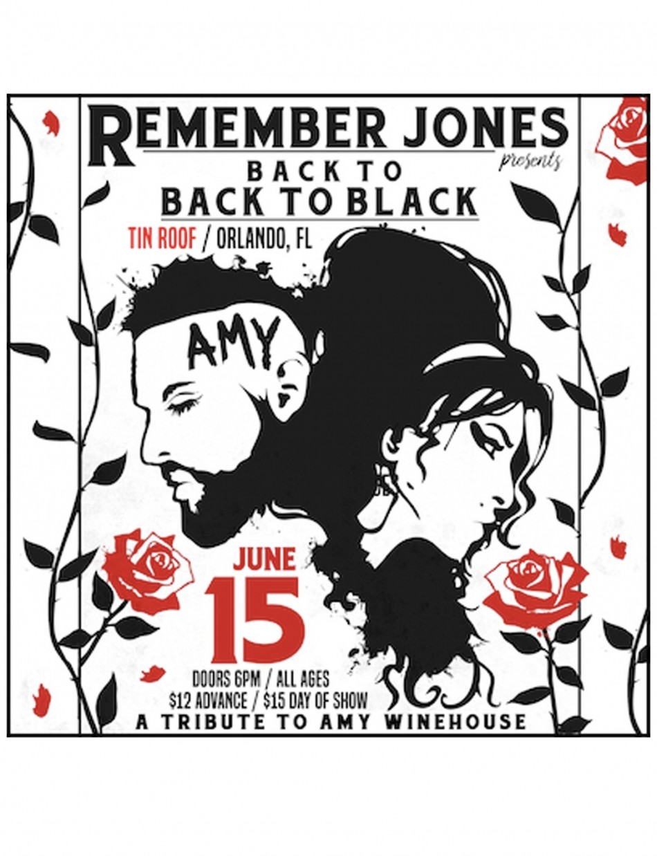 Rember Jones Presents A Tribute To Amy Winehouse