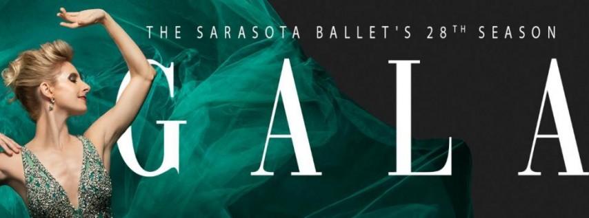 The Sarasota Ballet Gala