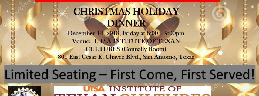 JINGLE AND MINGLE - CHRISTMAS DINNER